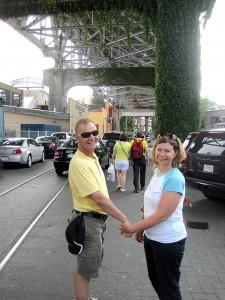 Brian & Kathryn Wilson